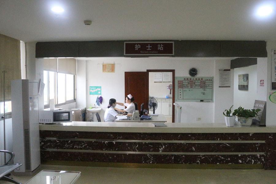 门诊大楼_护士站