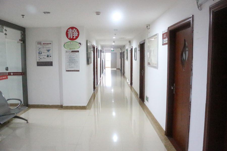 门诊大楼_走廊