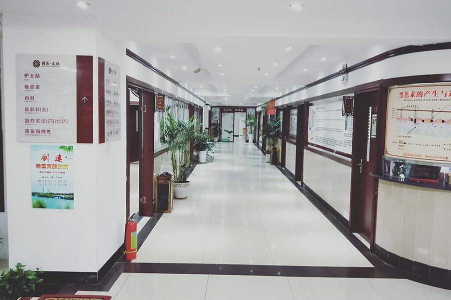 门诊大楼-走道