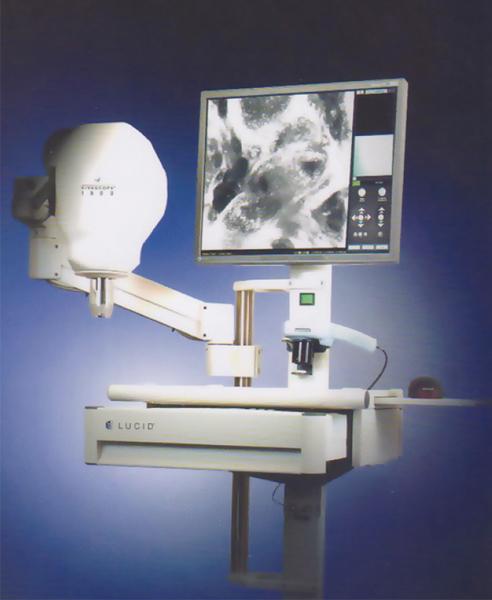 三维皮肤ct扫描系统