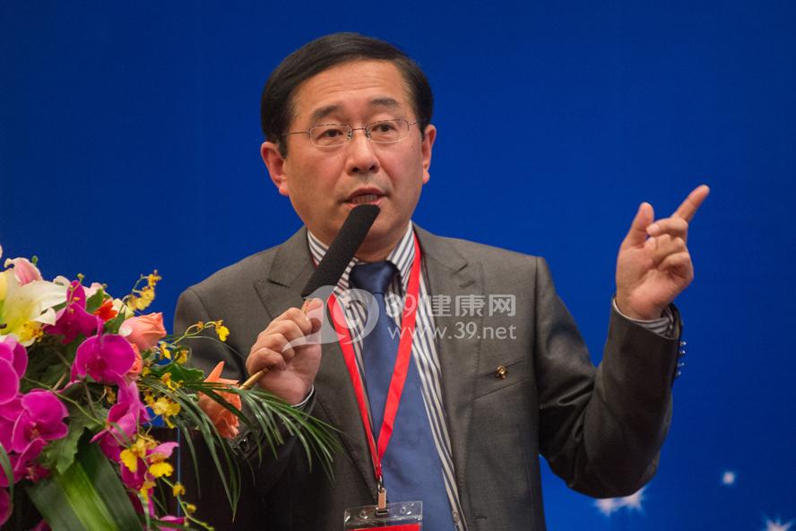中欧国际工商学院卫生管理与政策中心主任蔡江南