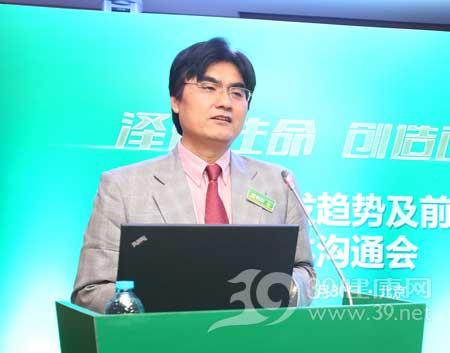 北京大学第一医院泌尿外科主任周利群教授发言