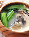 125期小满养生系列:荠菜鱼头汤清热祛湿