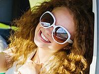 女性健康私密事第23期:夏季如何健康佩戴太阳镜