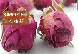 谷雨养生中药材:玫瑰花