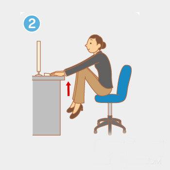 办公室拉伸运动图解大全