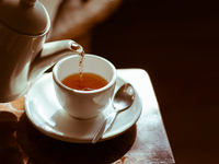 老年人饮茶掌握大原则