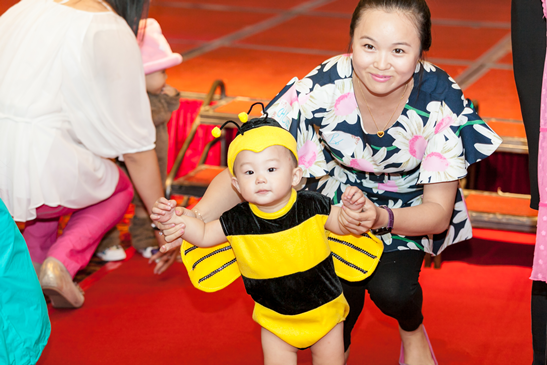 我是萌宝小蜜蜂!