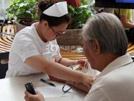 北京朝阳医院脑血管义诊活动