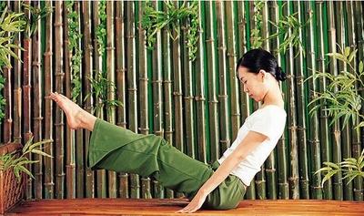 动作减肚子瘦腿10分钟肚子瘦一圈(图)_39健康网_v动作汗蒸怎么瑜伽
