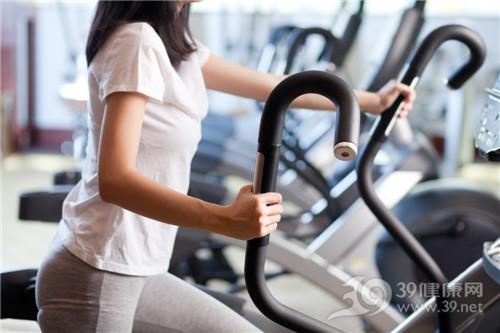 青年 女 运动 健身 健身室 健身器材_14649450_xxl