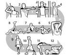 拉伸运动怎么做