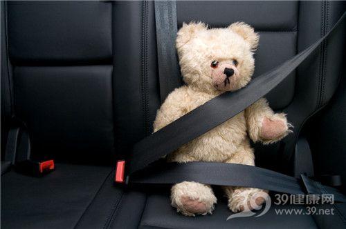 安全带 开车 私家车 孩子坐车_9547427_xxl