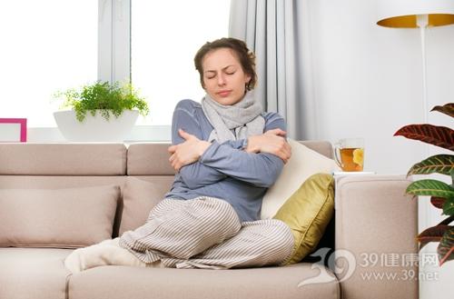 女性怕冷 冬天 保暖 生病
