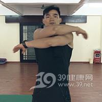 热身运动视频_拉伸运动视频3