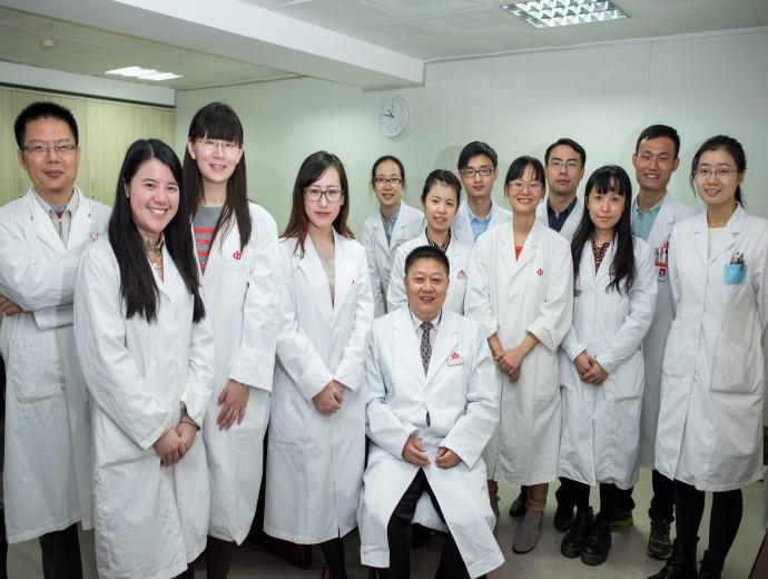 中山大学附属第一医院肿瘤科获得的荣誉
