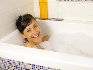 孕妈妈洗澡的五大注意事项