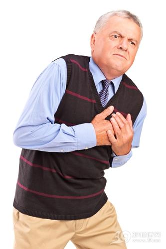 中老年 男 疼痛 心脏 心绞痛 心肌炎 心脏病 胸口_14583698_xxl