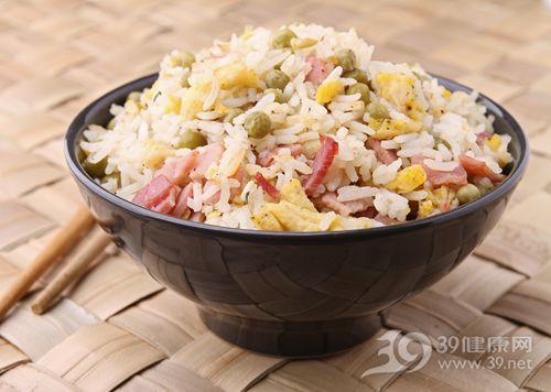 饭 米饭 炒饭 鸡蛋 火腿 青豆_10864207_xxl