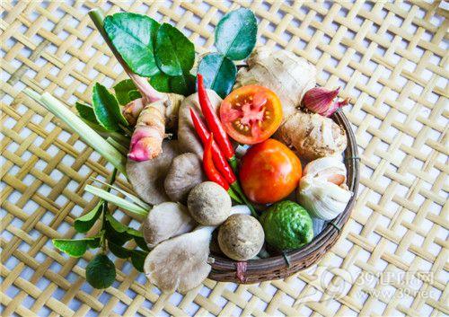 蔬菜 辣椒 西红柿 蘑菇 大蒜 生姜_17720326_xxl