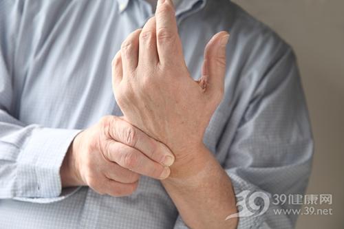 中老年 手腕 疼痛 关节 手_12987348_xl