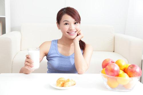 女性-饮食-蔬果