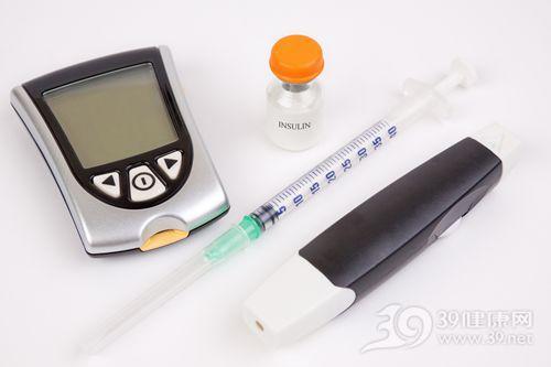 糖尿病 血糖仪 注射器
