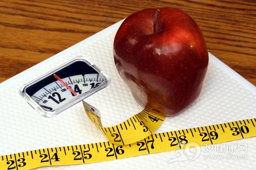 减肥 苹果 软尺 体重秤 体重_2656276_xl