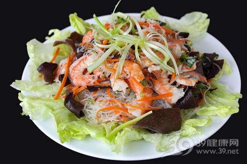 海鲜 虾 粉丝 木耳_9398727_xxl