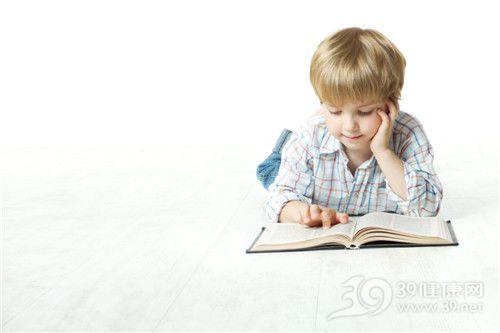 孩子 男 看书 学习 阅读_14468836_xxl