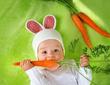 宝宝多吃护眼食物