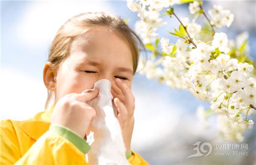 孩子 女 生病 感冒 过敏_29324344_xxl