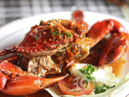 范志红:孕妇吃螃蟹注意3要点