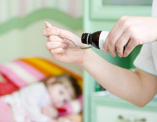 儿童出麻疹图片