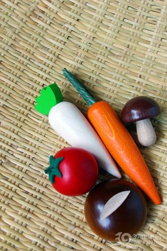 蔬菜 西红柿 胡萝卜 花菇 萝卜_32881266_xxl