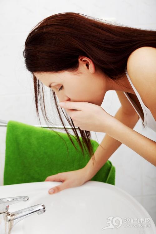 青年 女 呕吐 生病 怀孕 孕妇_33007782_xxl