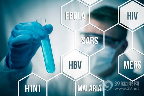 医生 科学家 化验 试管 艾滋病 禽流感 埃博拉 登革热 非典 疾病 病毒_32013917_xxl