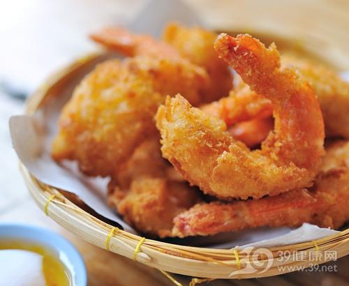 炸虾 虾 油炸_12349859_xl