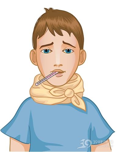 生病-发烧-体温计-疼痛_12480851_xl