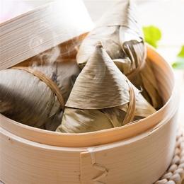 124期:巧心思改良配方 让粽子吃起来更健康