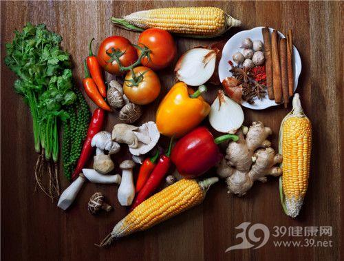 蔬菜 玉米 青椒 蘑菇 生煎 辣椒 玉桂 西红柿  中药_23858657_xxl