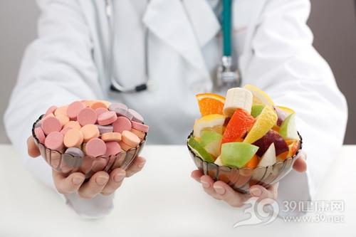医生 药片 药物 水果 蔬果 维生素 营养_6508346_xxl
