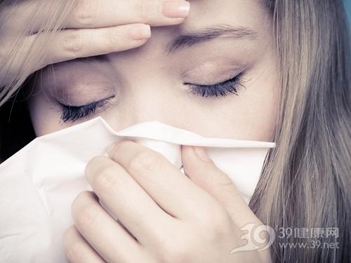 青年 女 生病 感冒 头痛_26861143_xl