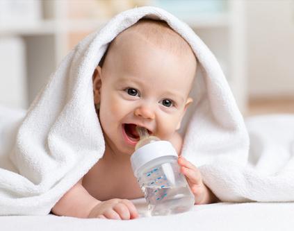 防晒霜影响钙吸收 夏季4原因导致宝宝钙流失
