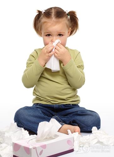 孩子 女 生病 感冒 纸巾_8572421_xxl