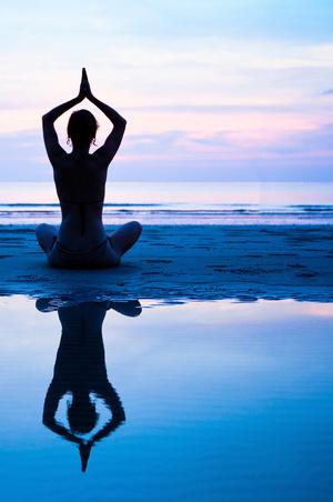 瑜伽能减肥吗?