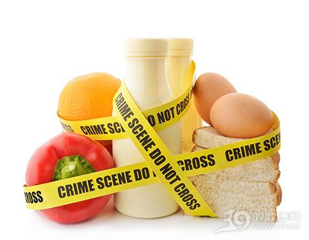 牛奶-鸡蛋-面包-青椒-橙子-禁止-危险_20434036_xxl