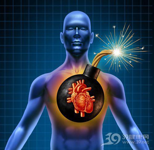 盘点诱发心脏病的六大致命细节