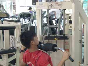 健身房减肥系列第4期