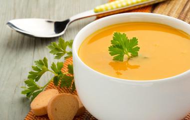 芒果布丁的做法步骤4:芒果泥与牛奶混合